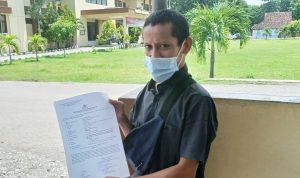 Dugaan Kasus Penipuan, Oknum Anggota DPRD Kota Bima Dilapor Polisi