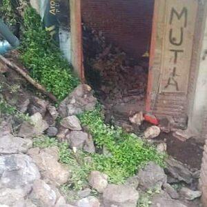 Rumah Warga Kelurahan Rite Terdampak Longsor