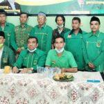 Rapimcab PPP Kota Bima, Deklarasi Dukung H Muzihir