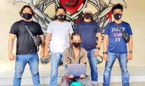 Pencuri Laptop di MI Padolo Dibekuk Tim Puma
