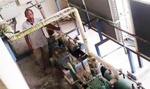 Pengelola Pabrik Es Keluhkan Target PAD tak Sesuai Kondisi Mesin