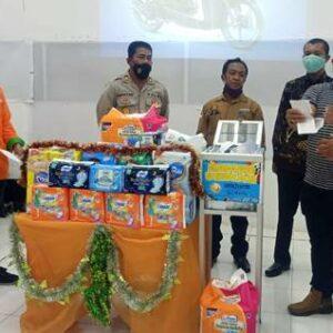 Dinas Sosial Kawal Pelaksanaan UGB di Hokky Mart