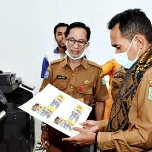 Walikota Bima Launching Peralatan Kemasan, Titik Awal Kebangkitan Produk UMKM