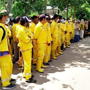 Petugas Kebersihan Ujung Tombak Pelayanan Masyarakat