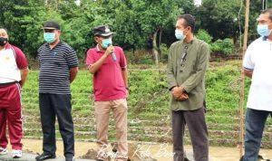 Walikota Bima Pimpin Jumat Bersih di Bantaran Sungai Padolo-Rontu