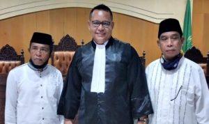 Putusan Hakim, Alwi Yasin dan Suryadin Bebas