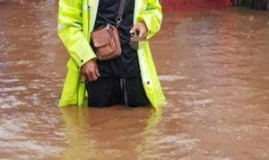 Malam ini Sejumlah Kelurahan di Kota Bima Terendam Banjir