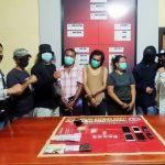 Terlibat Peredaran Narkoba, Oknum Polisi dan 2 Warga Ditetapkan Tersangka