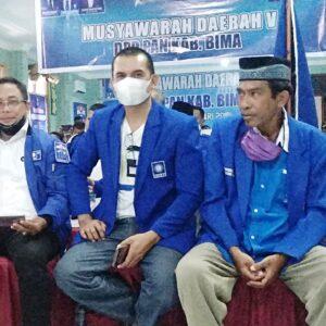 Musda PAN Kabupaten Bima, 11 Formatur Bersaing Rebut Ketua