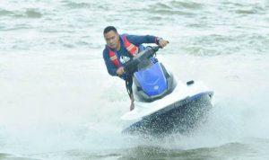 Kolam Renang Pantai Lawata Kini Dibuka Kembali