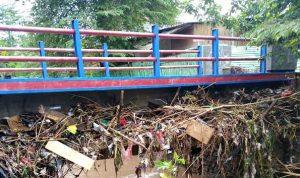 Warga Desak Pemkot Bima Perbaiki Jembatan Penyebab Banjir