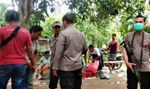 Judi Adu Pinalti di Rabadompu Barat Dibubarkan Polisi