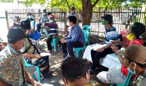 Reses di Kelurahan Rabadompu Timur, HM Erwin Terima Keluhan Petani dan Peternak
