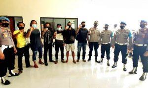 Buser Narkoba Polres Bima Kota Dites Urine, Ini Hasilnya