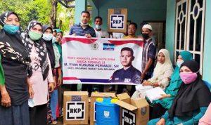 Reses di Matakando, Ryan Serahkan Bantuan untuk Kelompok Tani