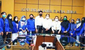 Mahasiswa STIE Bima Jadi Relawan Pajak