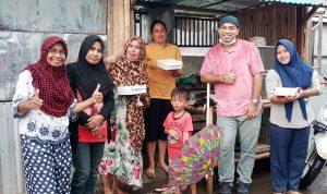 Reses di Tanjung, Rahmat Bantu Mesin Air dan Peralatan TPU