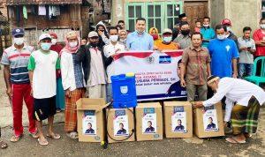 Ryan Jaring Aspirasi di Panggi, Warga Tagih Janji Pemerintah Bantu Masjid At Taqwa