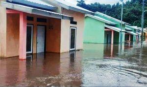 Baru Ditempati Warga, 80 Rumah Relokasi Kadole Kebanjiran