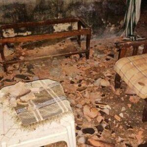 Rumah Warga Jatibaru Dilempar Orang tak Dikenal, Korban Lapor Polisi