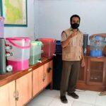 Solusi Krisis Air Bersih, Imawan Elektrolisasi Hujan Jadi Air Minum Berkualitas