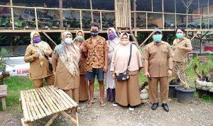 Dinas Pertanian Kunjungi Peternak Unggas di Kelurahan Penatoi