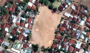 Lapangan Desa Raba Dicaplok Oknum Warga, Bahkan Muncul Sertifikat Hak Milik