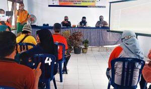 Dinsos Kota Bima Bimbing Penyandang Disabilitas