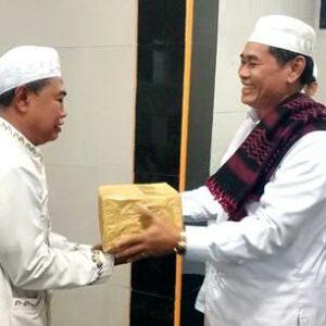 Perkuat Ukhuwah Islamiyah, Baznas Kota Bima Safari Ramadan