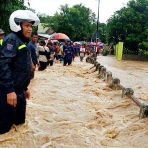 5 Kecamatan di Kabupaten Bima Terendam Banjir, Satu Orang Warga Meninggal
