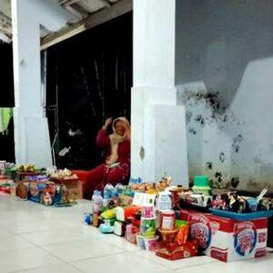 Rugi Jualan di Lapak Lapangan Pahlawan, Pedagang Mengais Rezeki di Dalam RSUD Bima