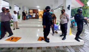 Perayaan Wafat Isa Al Masih, Polisi Jaga Ketat Gereja di Bima
