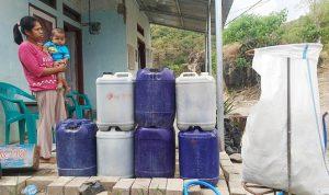 Pengeboran Air di Rumah Relokasi Kadole, PUPR dan BPBD Saling Lempar