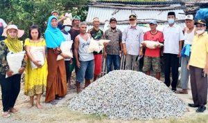 Jelang Idul Fitri 1442 H, Baznas Berbagi 150 Paket Bantuan untuk Pemecah Batu