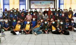 Temu Anak Tingkat Kota, DPPPA Sosialisasi Tugas dan Fungsi Forum Anak
