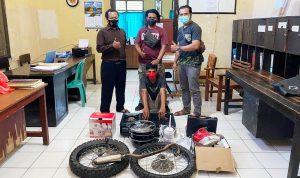 Bobol Rumah Warga, Pemuda Ini Dibekuk Anggota Polsek Rastim