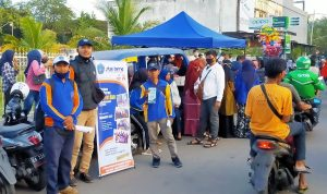 Gelar Bazar Ramadan, STIE Bima Fasilitasi Jiwa Enterpreneurship Mahasiswa