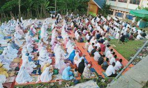Ponpes Darul Ulul Walamal Ntobo Hari ini Sholat Idul Fitri 1442