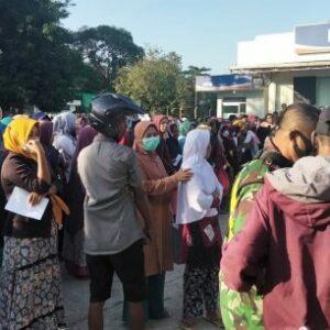 Kota Bima Kembali Zona Merah Covid-19, Penerima BPUM di BRI Langgar Prokes