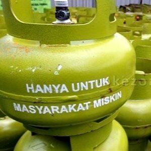 Harga LPG Subsidi di Desa Cenggu Dijual di Atas HET
