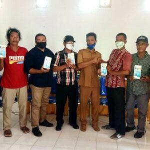 Belum Ada Juklak Juknis, HP Pinjaman Ketua RT di Kelurahan Tanjung Bakal Ditarik