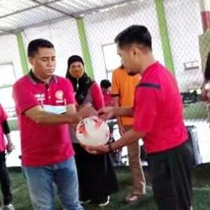 Laga Persahabatan PGRI Cup 2021 Mulai Dihelat