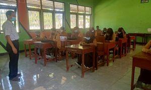 SMAN 2 Kota Bima Gelar Ujian Akhir Semester Berbasis Android
