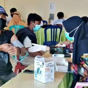 Tidak Beri Teladan, Pegawai di Kecamatan Belo Banyak Menolak Divaksin