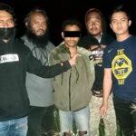 Terduga Pelaku Curanmor di Jalan Lintas Desa Lido – Ngali, Dibekuk