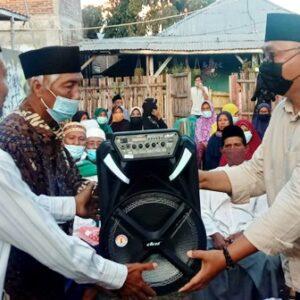 Jaring Asmara di Penatoi, Amir Syarifuddin Terima Keluhan Warga Soal Program Pemerintah
