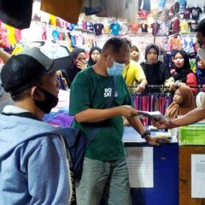 Instruksi PPKM Mikro Walikota Bima Belum Berjalan Maksimal, Pusat Pembelanjaan Buka Sampai Malam