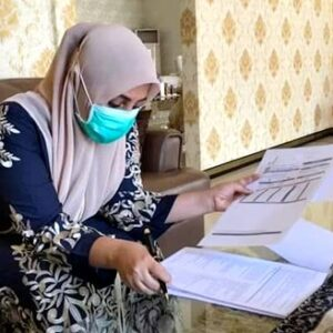 Istri Walikota Bima Hj Ellya Dinyatakan Lulus Ujian Paket C