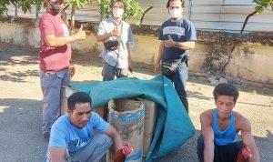 Sabung Ayam, 2 Orang Warga Ntobo Diamankan Polsek Rastim
