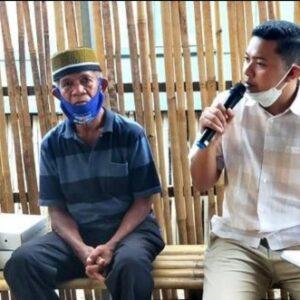 Reses di Kelurahan Sarae, RKP Bagi-Bagi Masker dan Hand Sanitizer